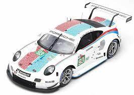 1 12th Scale Spark Porsche 911 Rsr No 93 24h Le Mans Pilet Bamber Tandy Ebay Porsche 911 Rsr Car Model Porsche