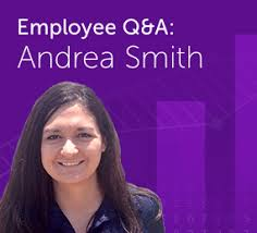 Employee Q&A: Andrea Smith, Director of Worldwide Product Support