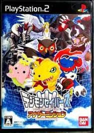 Details About Digimon World Data Squad Another Mission Ps2 Bandai Namco Action Adventure Game