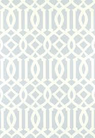 f schumacher imperial trellis soft aqua 5003363 luxury decor wallpaper