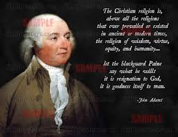 John Adams Christian Quotes