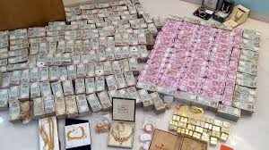 Mla 10 I T Detects Rs 120 Crore Hidden Income In Raid On Karnataka Congress