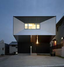 Modern Japanese Home Ideas at Hansha Reflection House Home Design Photos