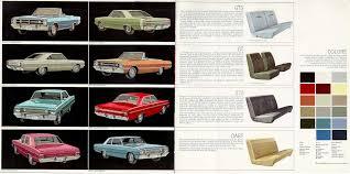 Dodge Dart Colors