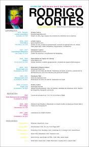 Best Photos Of Creative Resume Designs Creative Resume Design