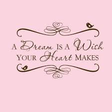 A Dream Is A Wish Your Heart Makes Quote Best of Etsy Treasury Fairy Godmother By Scubamouse Studios Jr Quotes