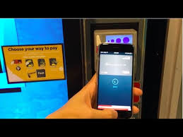 Apple Pay Vending Machine Gorgeous  Apple Pay Vending Machine YVR Airport YouTube