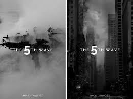 alternative book covers the 5th wave