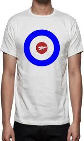 Gooner Mod Target T Shirt Footballer All Sizes And Colours Short Sleeve T Shirt Men Ment Shirt Summer Style T Shirt Designer Graphic T Shirts From