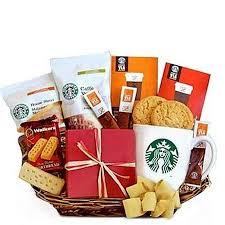 Here are a few gift ideas for the upcoming holidays, or any other gifting opportunities! Starbucks Coffee Gift Basket At Send Flowers