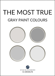 We hope this will help you narrow down your options when choosing a gray color paint. What Are The Best True Gray Paint Colours With No Undertones Kylie M Interiors