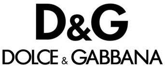 نتیجه تصویری برای logo dolce gabbana
