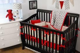 Red Nursery Decor Nursery Decorating Ideas