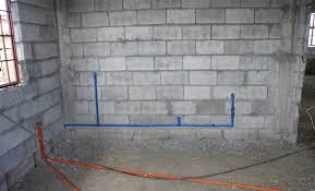 Our Philippine House Project Plumbing