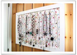 Diy Jewelry Organizer Best Jewelry Organizer Ideas Best Home Decor Inspirations