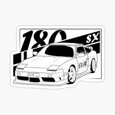 Nov 30, 2020 · anime. 180sx Slap Stickers Redbubble