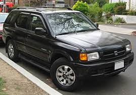 Some vehicles come with several engine size options and could be very confusing. Honda Passport Wikipedia