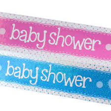 baby shower banners baby shower party supplies partyrama co uk