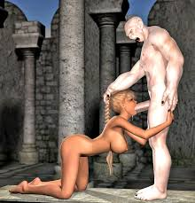 Sexy toon elf gets fucked hard by ugly orcs in this kinky 3d porn.