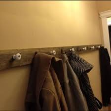 Menards Coat Rack HijabScarf rack that I made myself with Towel rods from any home 25