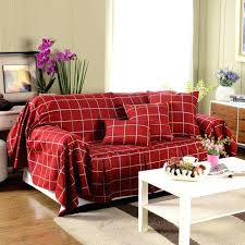 red plaid couch style plaid sofa cover cotton canvas sofa cover red sofa cover red and green plaid couch red plaid country sofa
