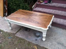 coffee table refinishing brokeasshomecom