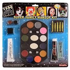 halloween makeup kit for kids. amazon.com: super jumbo value deluxe family makeup kit; halloween . kit for kids g