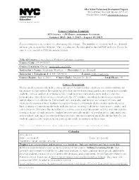 Free Syllabus Template Editable Creative Design Fresh Stock