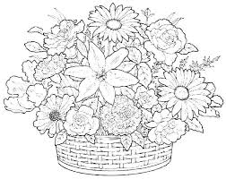 big coloring sheets flowers free printable extraordinary idea flower pages of hello kit kitty eyed puppy big rig coloring pages