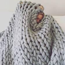 Amazon.com: Chunky blanket Big knit throw Giant blanket Giant yarn ... & Chunky blanket Big knit throw Giant blanket Giant yarn blanket Quilt Super  big Chunky rug King Adamdwight.com