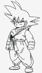 Easy And Fun Dragon Ball Z Coloring Pages Coloring Page