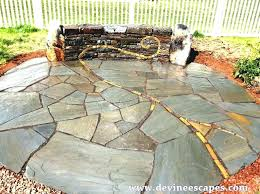 inspirational installing flagstone patio or flagstone patio installation brick installation average 76 diy flagstone patio on ideas installing flagstone
