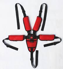 Universal <b>Baby</b> 5 Point Harness Safe Belt Seat Belts Stroller ...