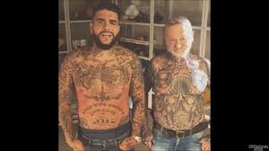 Timati Tattoo Photo Num 8026