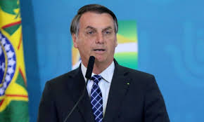 Presidente Bolsonaro testa negativo para coronavírus