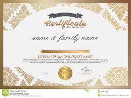 School Certificate Design Psd Certificate Designs Templates Forza Mbiconsultingltd Com