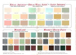 paint colors for rooms15 pages of Brady Bunch house colors  1969  Retro renovation