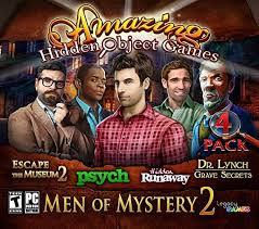 Pc & video games go search today's deals vouchers amazonbasics best sellers gift ideas new releases gift cards customer service free. Amazing Hidden Object Games Men Of Mystery 2 Amazon Co Uk Pc Video Games