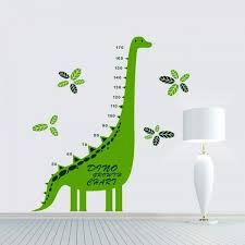 growth chart wall decal cartoon