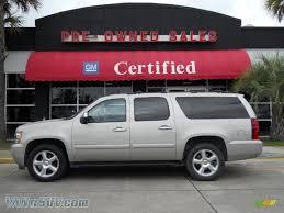 2008 Chevrolet Suburban 1500 LTZ in Silver Birch Metallic - 181960 ...