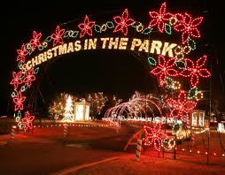 Yukon Holiday Lights Free Yukons Christmas In The Park Metrofamily Magazine