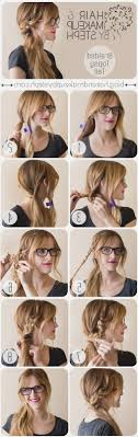 Quick Cute Ponytail Hairstyles Casual Ponytail Hairstyles For Girls Step By Step 4 Easy Ponytail