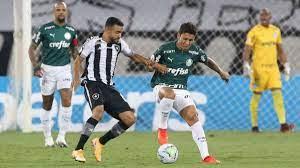 Palmeiras x Botafogo: onde assistir, arbitragem e escalações das equipes