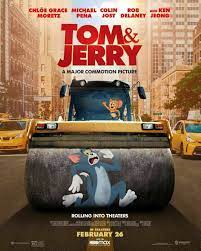 Tom and Jerry 2021 Full Movie Download Free HD 720p Hindi - krcmovies