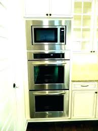 double oven microwave combo wall oven with microwave masterpiece oven microwave combo wall oven bosch double