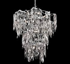 large modern chandeliers elfassy 19 light extra large contemporary chandelier