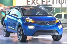 new car launches on diwali 2014Tata Osprey compact SUV coming in 2016  Indian Cars Bikes