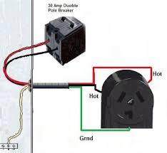 3 prong dryer outlet wiring diagram electrical wiring 220 Volt Plug Wiring Diagram 3 prong dryer outlet wiring diagram electrical wiring pinterest outlets, dryer outlet and electrical wiring wiring diagram for 220 volt plug