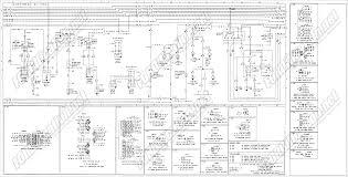 1973 1979 ford truck wiring diagrams & schematics fordification net 1979 Ford F100 Wiring Diagram 1979 Ford F 150 Wiring Diagram #11