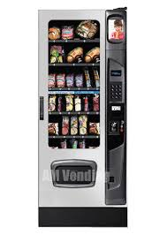 Small Snack Vending Machines New Combi 48 Frozen Vending Machine AM Vending Machine Sales